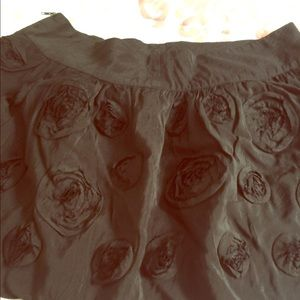 Rosette Skirt, so flattering on.